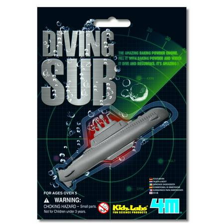 4M Diving Submarine (Diving Submarine)