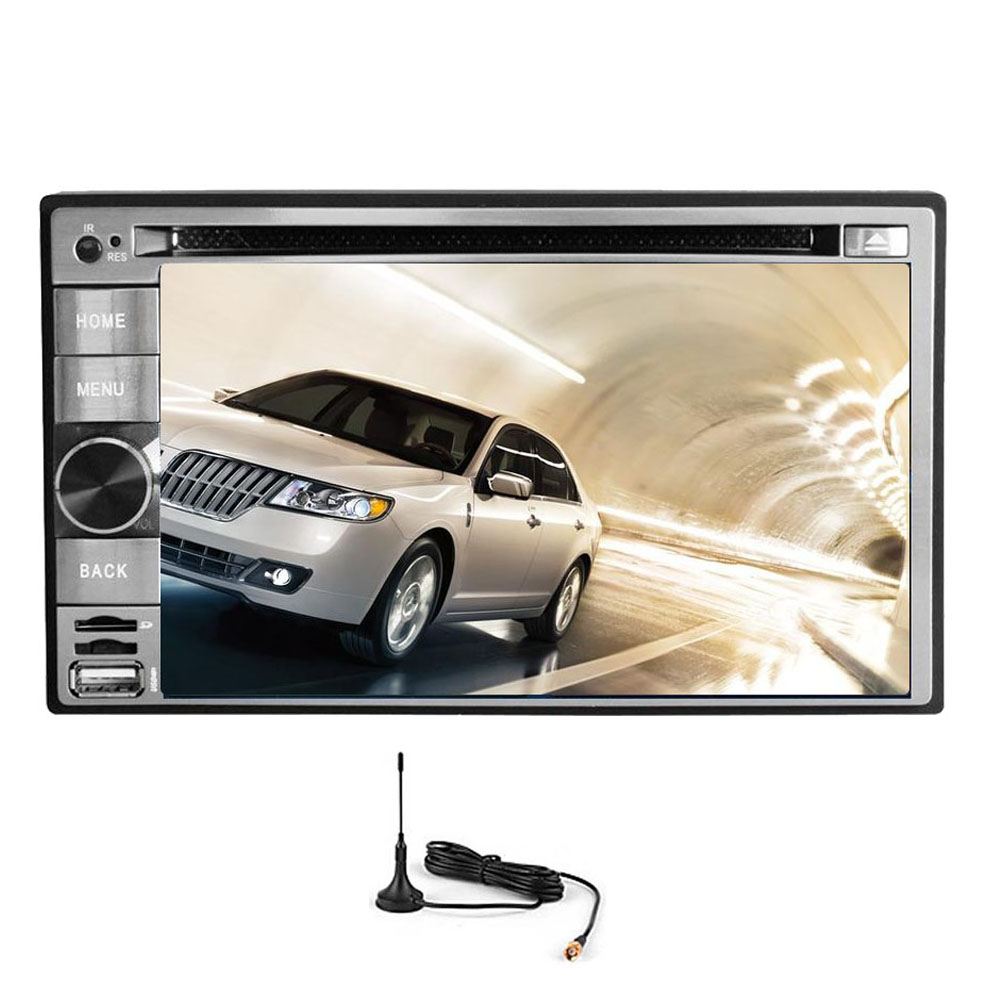 Android 5.1 GPS Navigation Capacitive Car DVD Player Parts Autoradio Bluetooth CD FM AM Audio Vehicle Stereo Radio Receiver 2 Din Video Multimedia System BT receiver Quad Core CPU DVB-T ISDB-T Digita