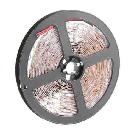 3528 5M SMD Non-Waterproof 300 LEDs Flexible Light LED Sticky Strip Light 12V - image 6 of 6