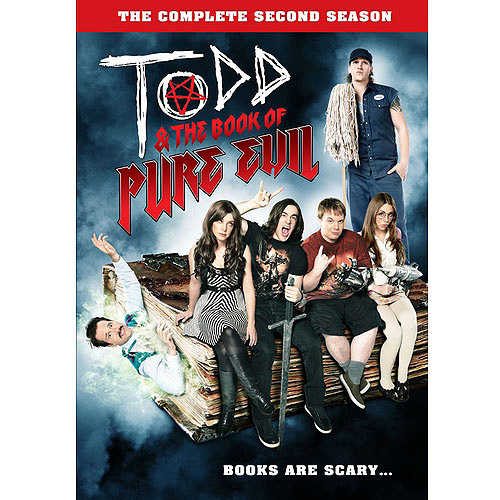 Todd And The Book Of Pure Evil: Season Two (Widescreen)