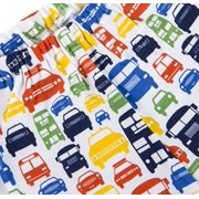 Zutano Pants Colorful Cars, 6 Months