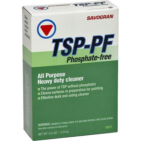 Cleaner Tsp Pf Phosphate Free