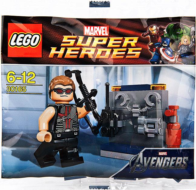 Marvel Avengers Hawkeye Mini Set LEGO 30165 [Bagged]