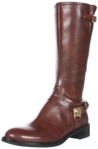 ECCO Women's Hobart Harness Flat Boot by Ecco