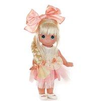 Precious Moments Dolls by The Doll Maker, Linda Rick, Tu-Tu Gorgeous Ballerina, Blonde, 12 inch doll