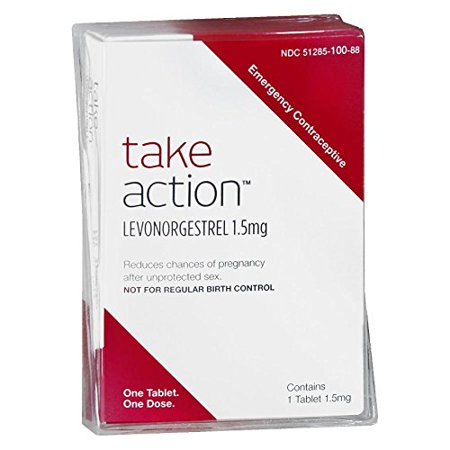 Take Action Emergency Contraceptive , Levonorgestrel (Best Contraceptive Pills To Avoid Pregnancy)