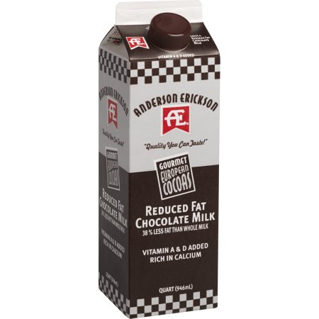 Anderson Erickson 2% Reduced Fat Chocolate Milk,32 oz