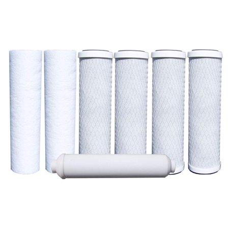 - WP500024, 7 Annual Pack Replacement Filter Kit Watts Premier