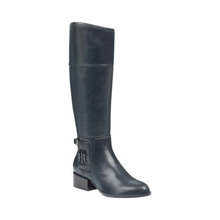 Women's Tommy Hilfiger Mani Riding Boot Wide Calf