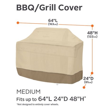 Brinkmann Grill Covers (BBQ Gas Grill Cover Barbecue Heavy Duty Waterproof Outdoor Weber 58