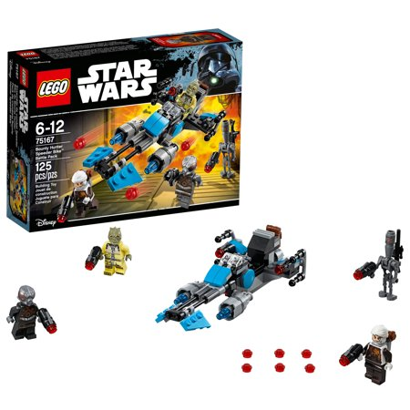 Lego star wars bounty hunter speeder bike battle pack - Lego star wars 1 2 3 4 5 6 ...