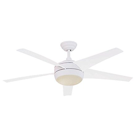 Home decorators 52 windward iv white ceiling fan with remote home decorators 52 windward iv white ceiling fan with remote contro and light aloadofball Image collections
