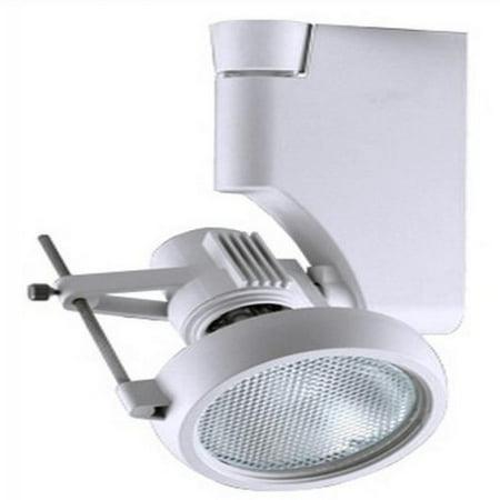 Jesco Lighting HMH270P3070-S Contempo 270 Series Metal Halide Track Light Fixture, PAR30, 70 Watts, Silver Finish