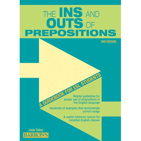 Ins and Outs of Prepositions : A Guidebook for ESL Students - Halloween For Esl Students