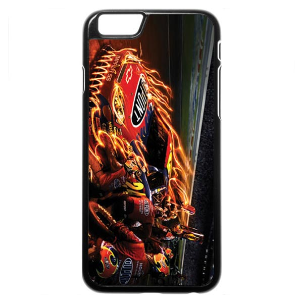 Jeff Gordon iPhone 7 Case by