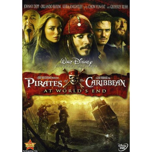 Pirates Of The Caribbean: At World's End (Widescreen)