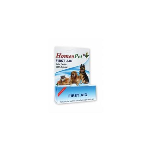 HOMEO PET 015HP10-15 HomeoPet First Aid, 15 ml