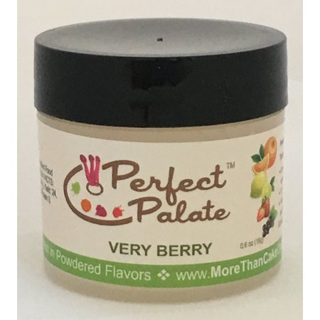 More Than Cake Perfect Palate Very Berry Powdered Baking Flavor (Very Berry Flavor)