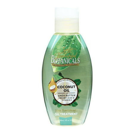 Soft And Beautiful Botanicals Ultra Nourishing Coconut Hair Oil Treatment, 4