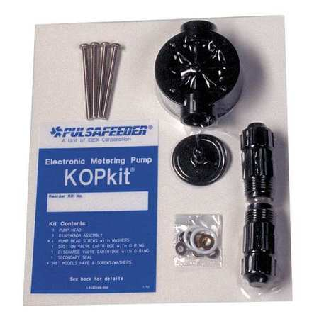 PULSAFEEDER K5PTC3 Pump Repair Kit