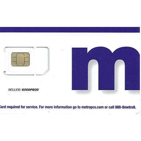 MetroPCS BYOD SIM Card