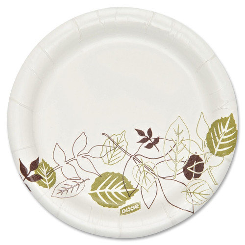 Dixie Paper Plate (500 Pack)