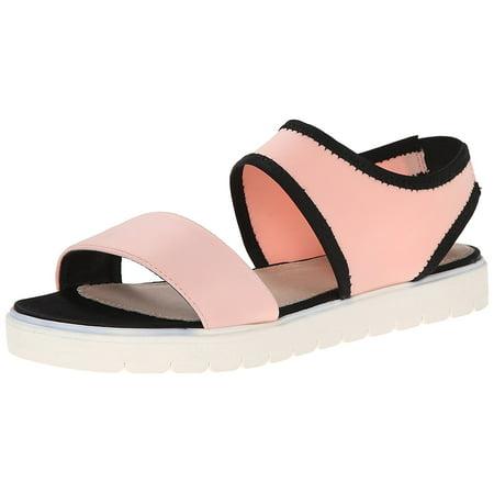 Steve Madden Womens Pressin Fabric Open Toe Casual Sport Sandals