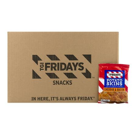 TGI Fridays Cheddar & Bacon Potato Skins, 72 Ct