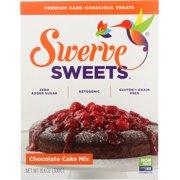 Swerve Sweets Gluten + Grain Free Chocolate Cake Mix, 10.6 oz Box