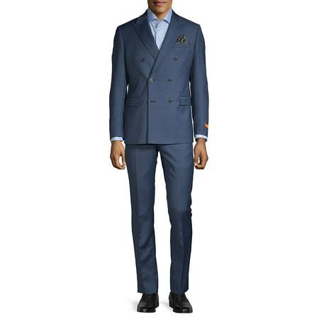 Wool-Blend 2-Piece Suit