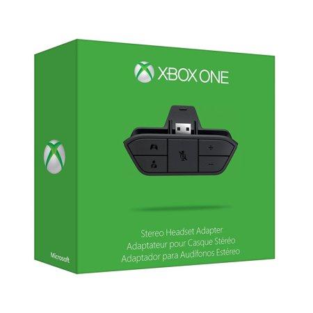 Microsoft Xbox One Stereo Headset Adapter, 6JV-00006