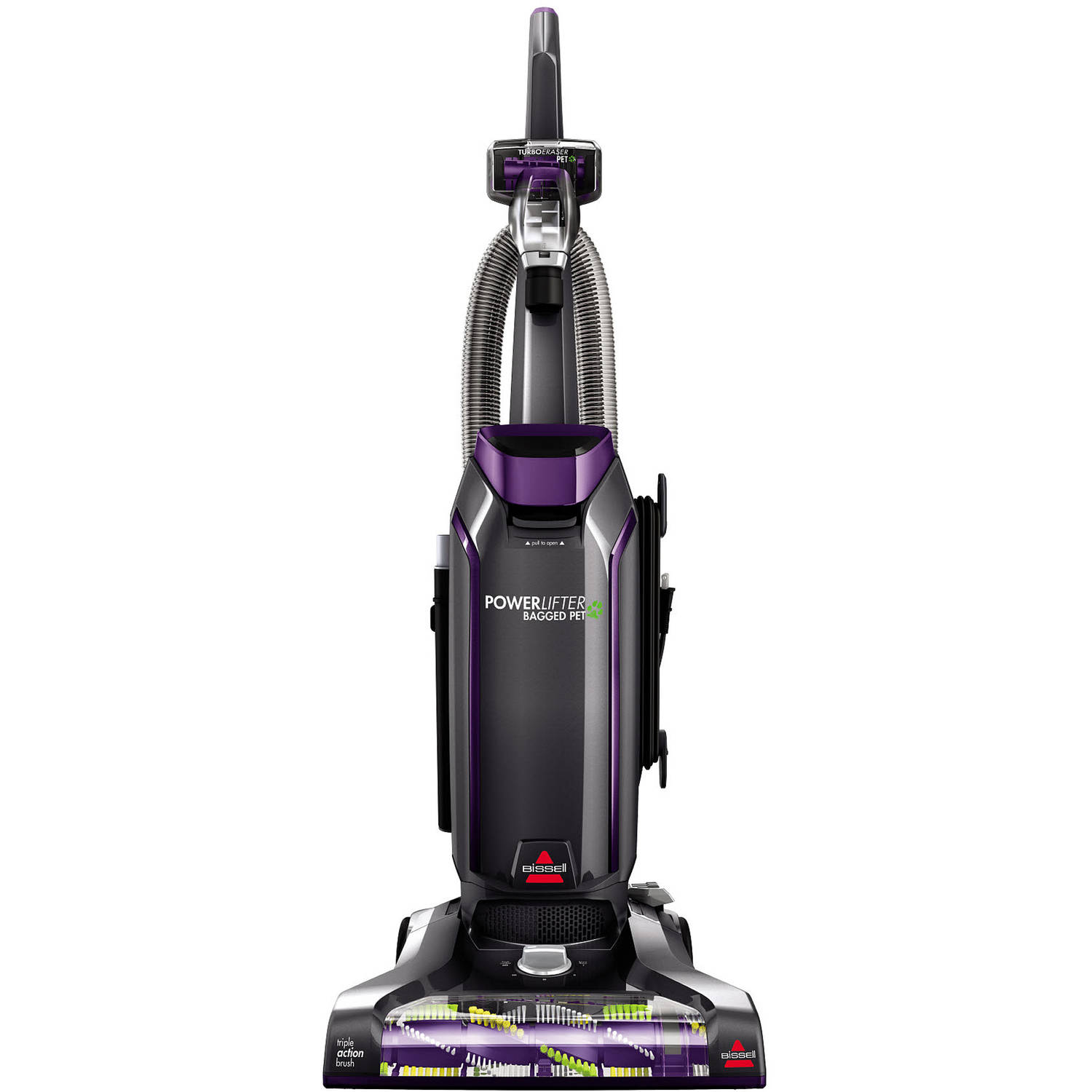 BISSELL PowerLifter Pet Upright Bagged Vacuum, 2019