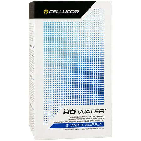 Cellucor Super HD de agua 42 Cápsulas