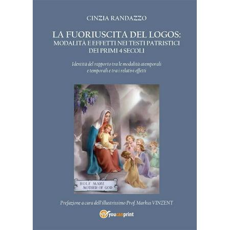 La fuoriuscita del Logos modalità ed effetti nei testi patristici dei primi 4 secoli - eBook](Effetti Sonori Halloween)