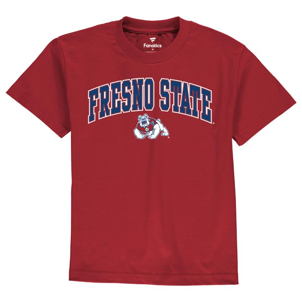 NCAA Fresno State Bulldogs T-Shirt V1