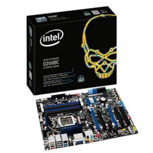 Intel Desktop Board DZ68BC - BOXDZ68BC