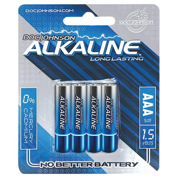 Long Lasting LR44 Alkaline Battery in 6 pack | Shop Doc