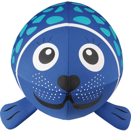 Inflatable Big Seal, Blue