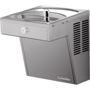 Halsey Taylor Hvr8ada Wall Mounted Single Station Indoor/Outdoor Water Fountain -