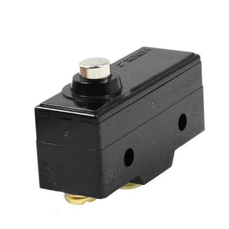 3 terminal short push plunger momentary micro switch 15a. Black Bedroom Furniture Sets. Home Design Ideas