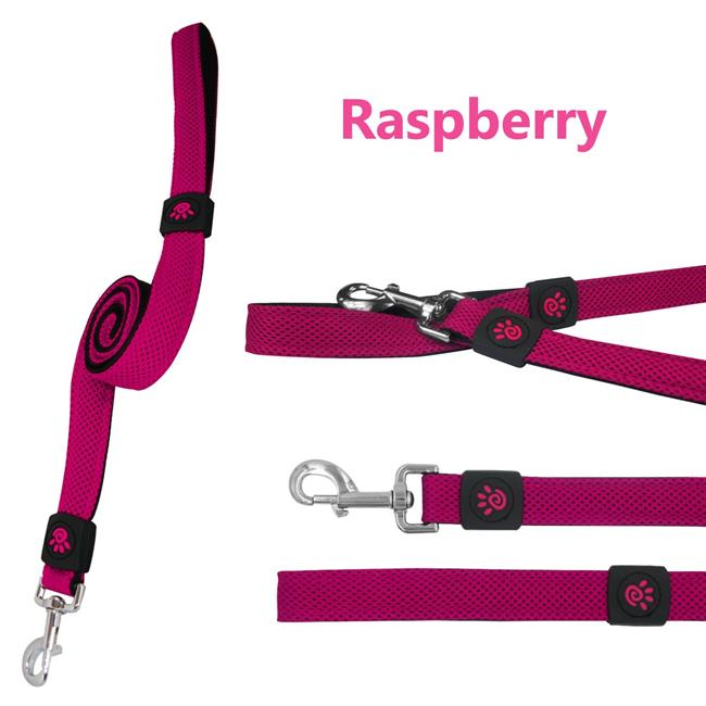 Doco DCC301-06XS Comfort Soft Air Mesh Harness Leash, Purple - Extra Small