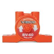 VIBCO BV-60 Pneumatic Vibrator,55 lb,24,000vpm,60psi