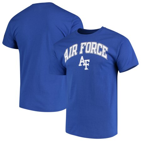 Men's Russell Royal Air Force Falcons Team Logo T-Shirt Air Force Falcons Gear