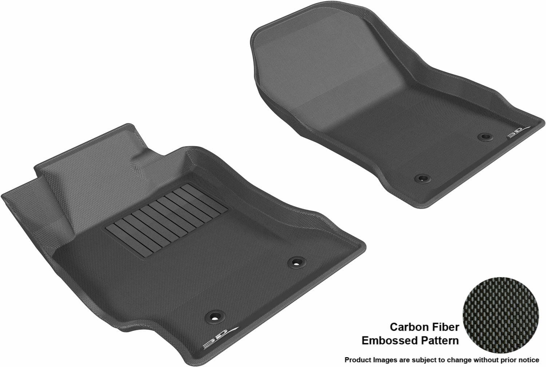 OEM NEW! FRS Scion FR-S 2013-2016 All Weather Rubber Floor Mats Set