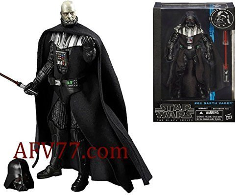 "Hasbro Star Wars BLACK Series Wave 5 6"" DARTH VADER ---IN-STOCK--- by"