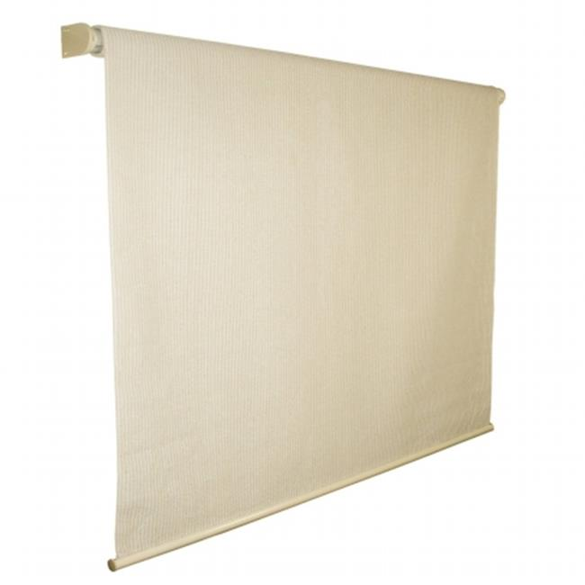 Gale Pacific 474836 95 Percent Exterior Shade 8 ft.  x 8 ft.  Pebble