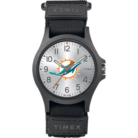 Timex - NFL Tribute Collection Pride Men's Watch, Miami Dolphins