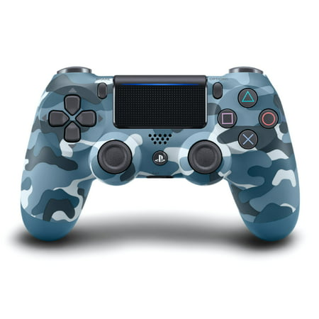 Sony PlayStation 4 DualShock 4 Wireless Controller, Blue Camo, 3003235