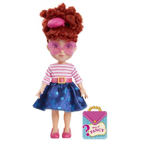 "Make Fancy Nancy Parisian 10"" Party Doll includes Special Bag of Fancy"