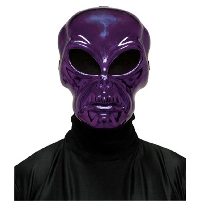 Alien Hockey Purple Mask - image 1 de 1